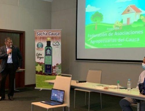 Corporación VIDA participa en el proyecto Agroindustrial de Sachicultores del Suroccidente colombiano